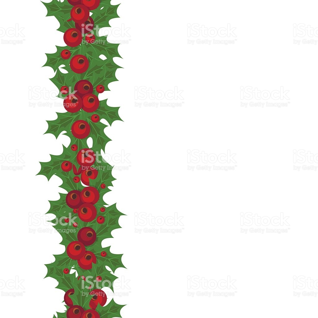 1024x1024 Collection Of Free Garlanded Clipart Holly And Ivy. Download On