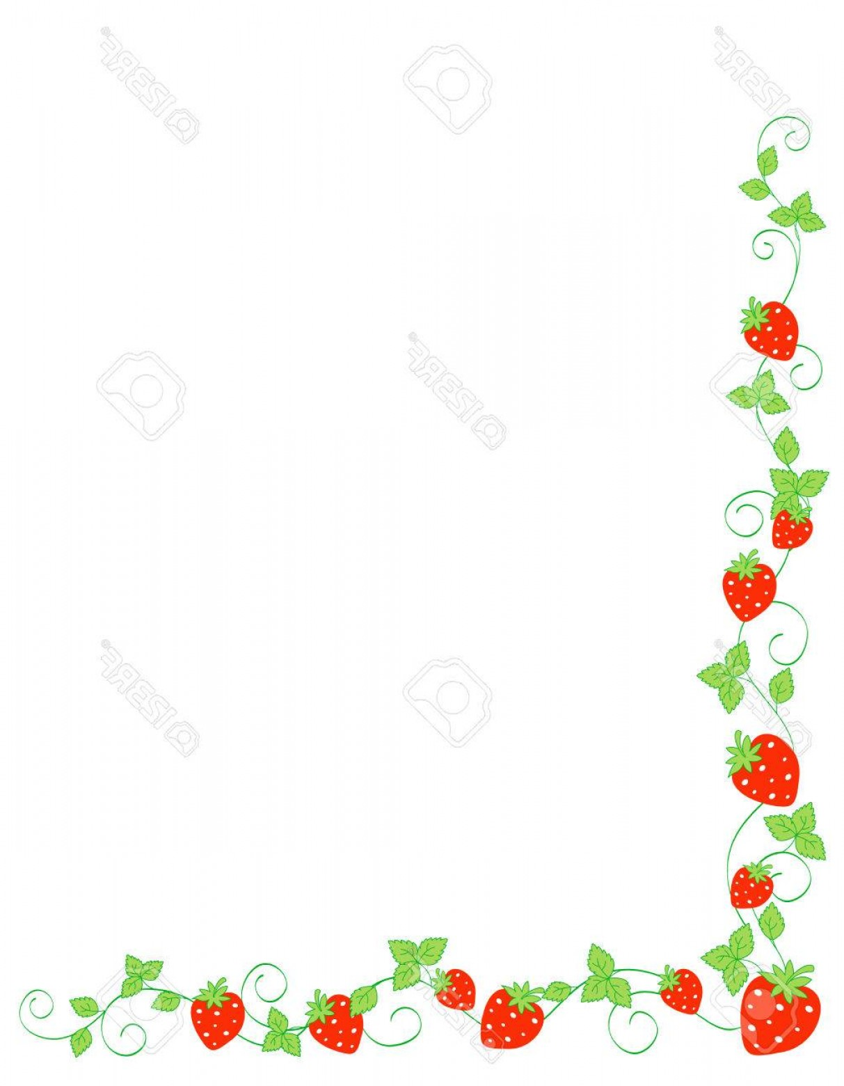 1213x1560 Holly Borders And Frames Vector Shopatcloth