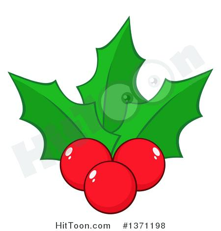 450x470 Holly Leaves Clip Art Of Holly Leaves And Berries Royalty Free