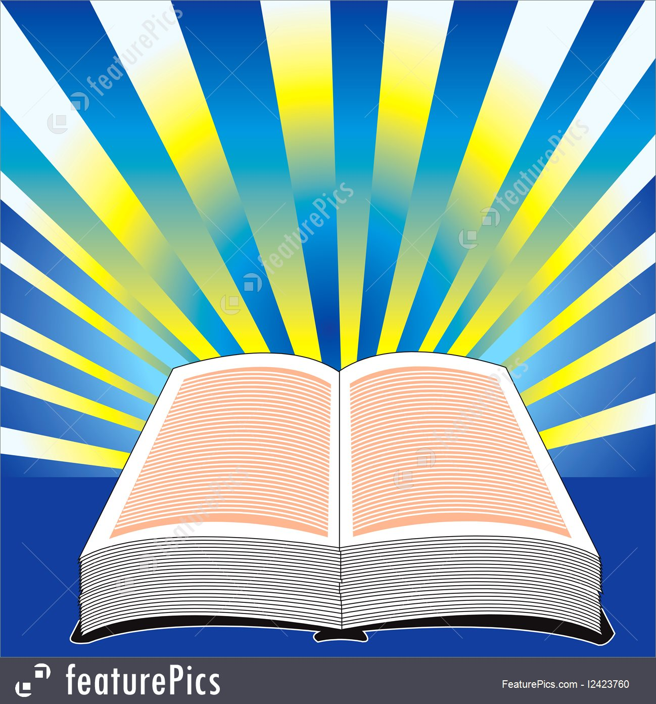1298x1392 Holy Bible Illustration