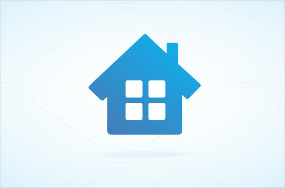 585x386 Home Icon
