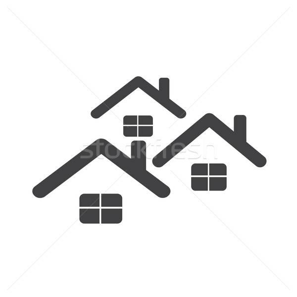 600x600 Home Icon Vector Illustration Kiddaikiddee ( 6780202) Stockfresh