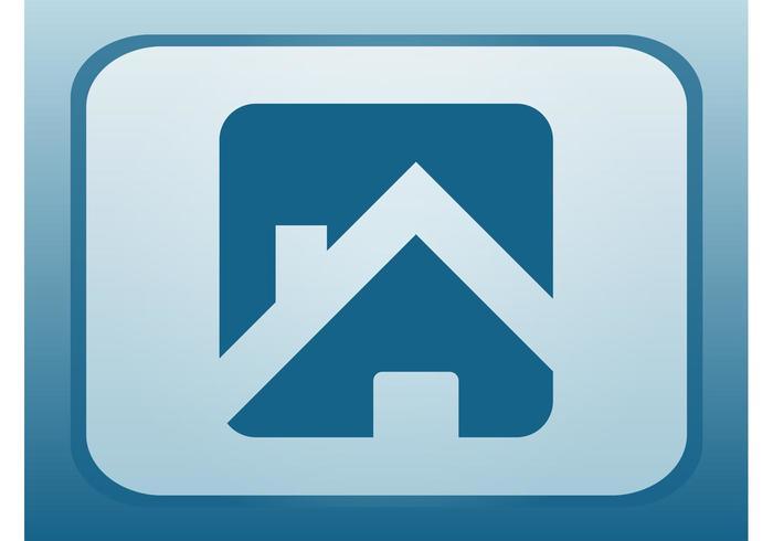 700x490 House Icon Vector Free