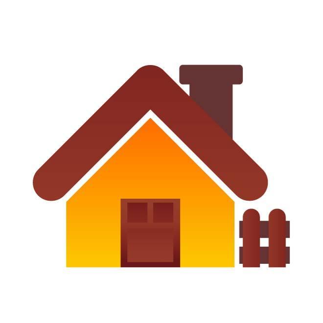 660x660 Home Icon Vector