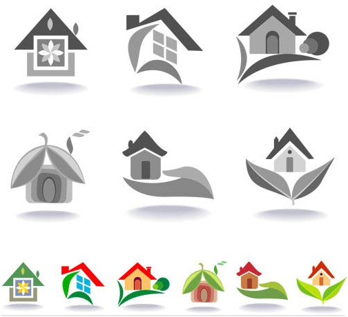 504x460 Home Logo Free Vector Ai Format Free Vector Download