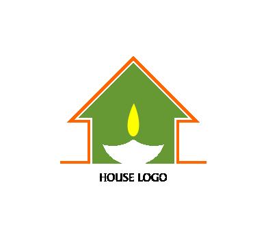 389x346 Home Lamp Education Vector Logo Inspiration Download Vector