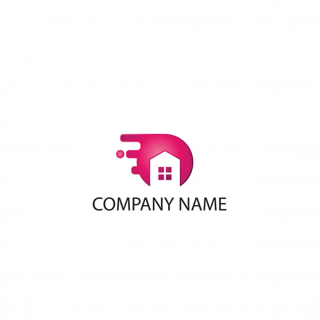 626x626 Home Logo Vector Premium Download