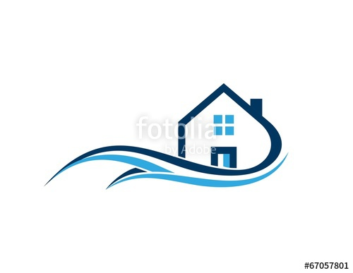 500x387 House, Real Estate, Home , Architecture, Business Logo Design