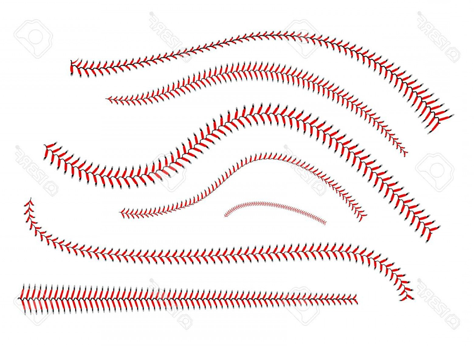 1560x1141 Home Plate With Stitches Vector Shopatcloth