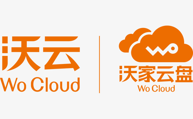 650x400 Vector Cloud Unicom Fertile Home Plate Logo, Waugh Cloud