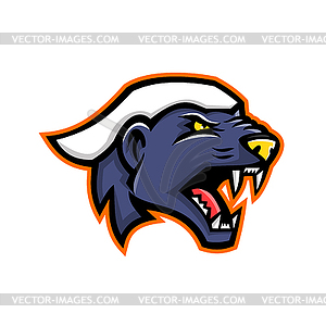 Honey Badger Vector