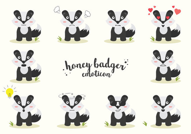 632x443 Free Honey Badger Vector Free Vector Download 408573 Cannypic