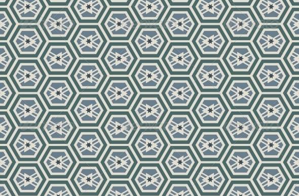590x387 Honeycomb Patterns
