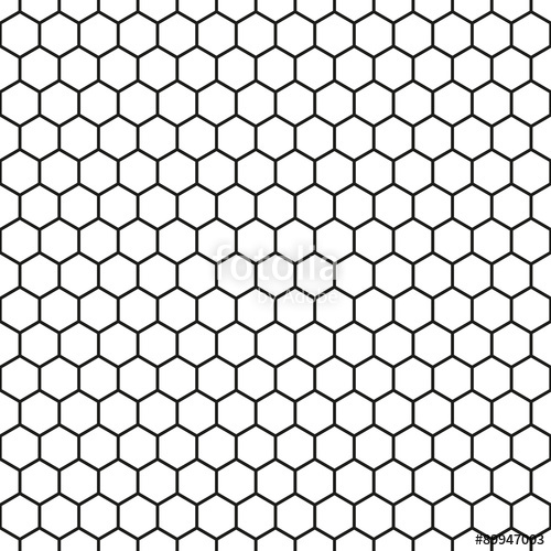 500x500 Seamless Honeycomb Pattern Texture Stock Image And Royalty Free