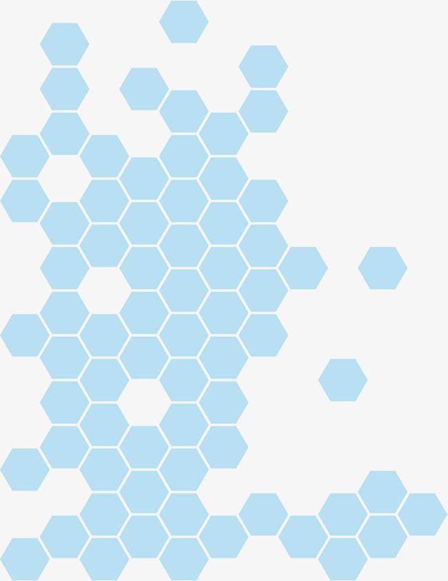 650x842 Technology Honeycomb Pattern Vector, Honeycomb, Honeycomb
