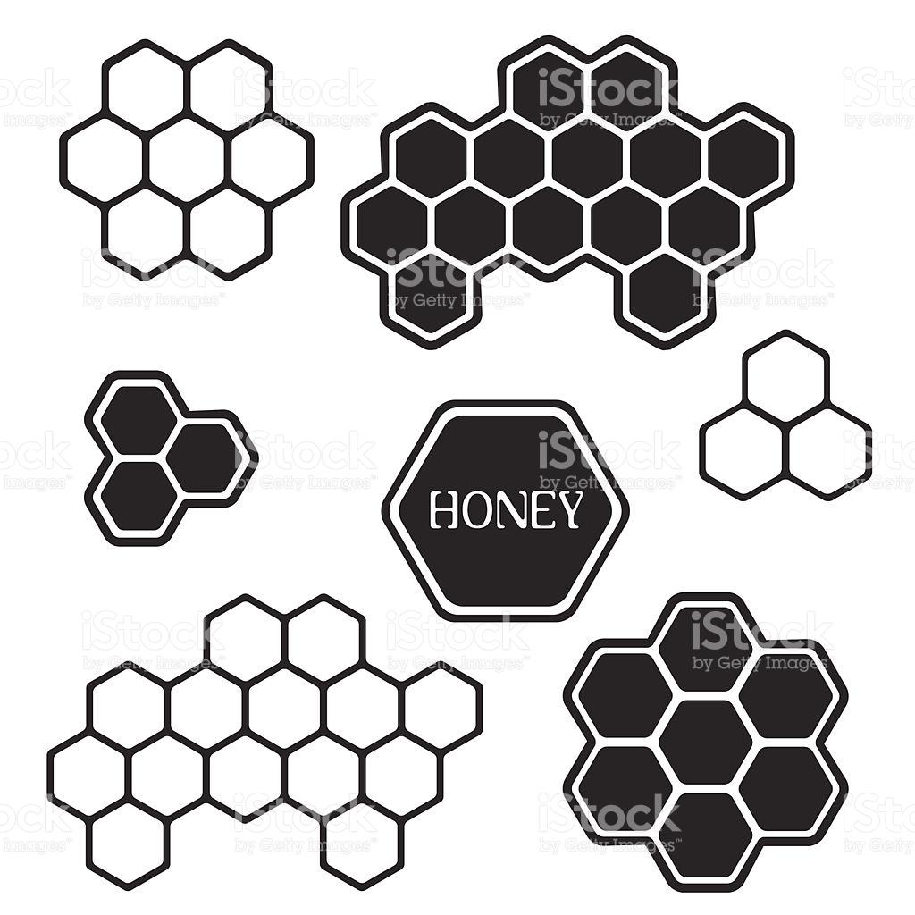 Honeycomb Vector At Getdrawings