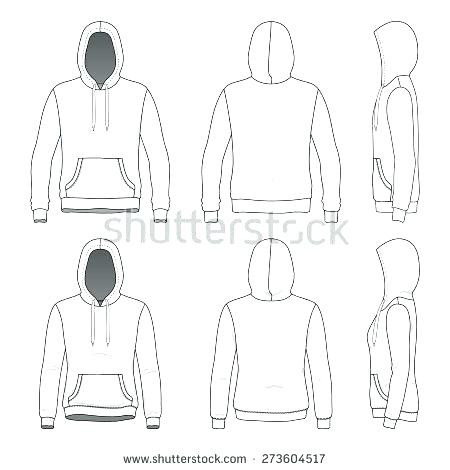 The Best Free Hoodie Vector Images Download From 50 Free Vectors Of