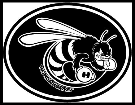 436x337 Free Download Of Honda Hornet Vector Logo
