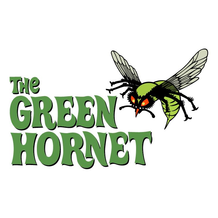 745x745 Green Hornet Free Vector 4vector