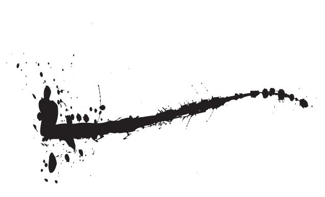 635x385 Horror Vector Brushes Pack For Adobe Illustrator