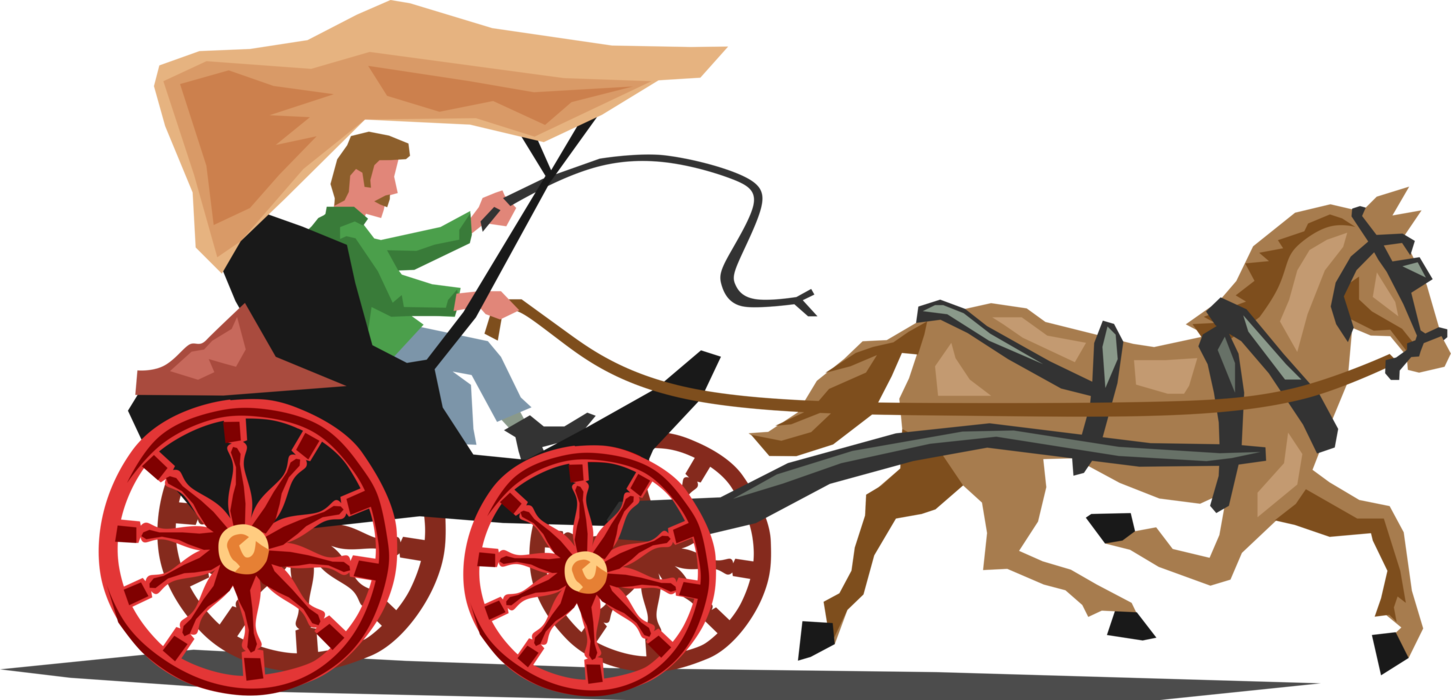 1451x700 Horse And Buggy Carriage