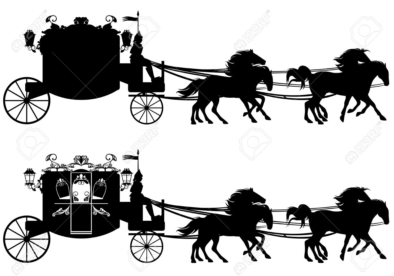 1300x909 Horse Clipart Vehicle ~ Frames ~ Illustrations ~ Hd Images ~ Photo