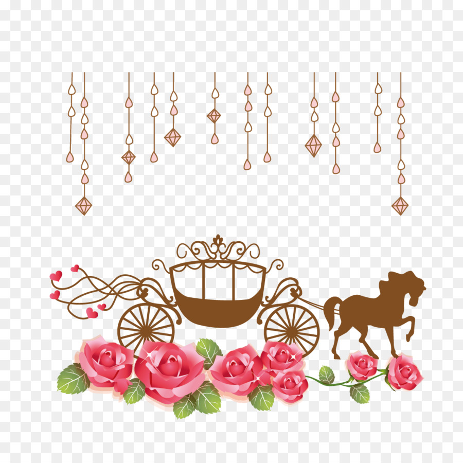 900x900 Wedding Invitation Horse Carriage