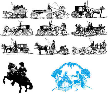 423x368 Carriage Vector Download Free Vector Download (62 Free Vector) For