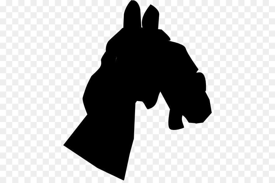 900x600 Horse Line Art Clip Art