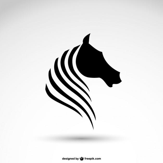 626x626 Horse Logo Vector Free Download