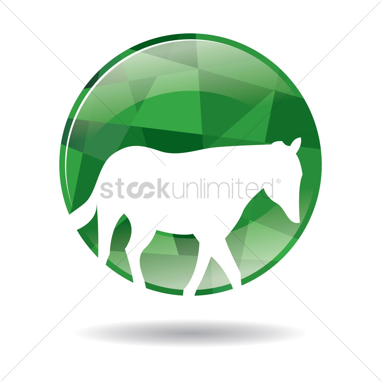 1300x1300 Free Horse Icon Vector Image