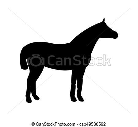 450x413 Horse Icon.