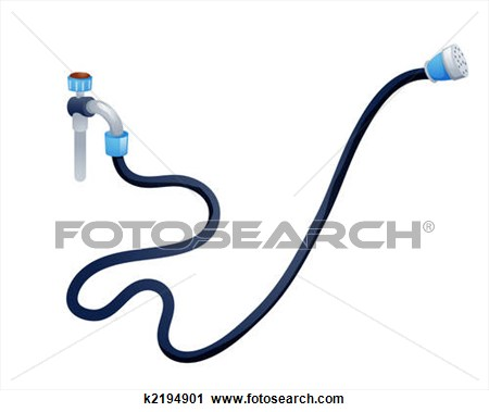 450x379 Collection Of Hose Spraying Clipart High Quality, Free
