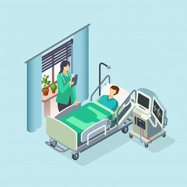 626x626 Hospital Bed Vectors, Photos And Psd Files Free Download