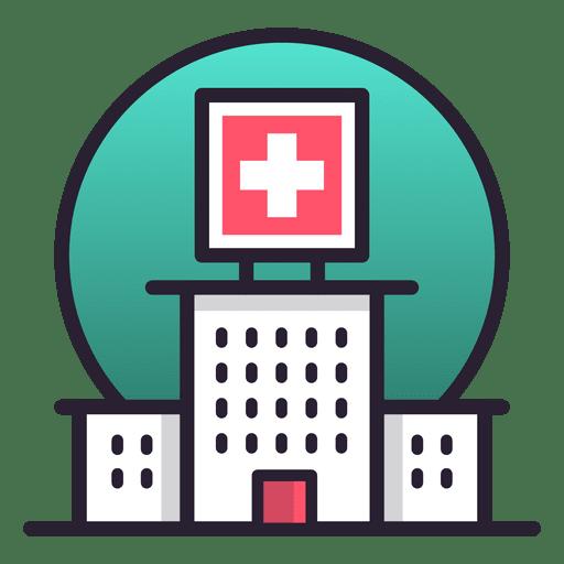 512x512 Hospital Building Icon
