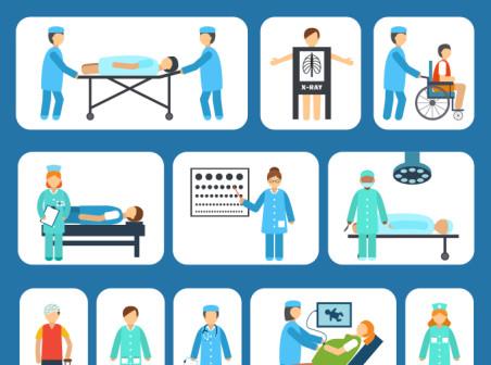 452x336 Hospital Vector Icons Free Hospital Vector Icons