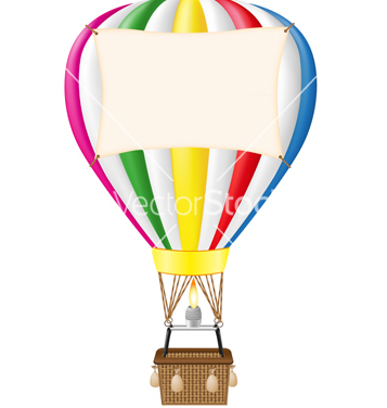 357x376 Free Hot Air Balloon Vector Free Vector Download 266887 Cannypic