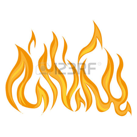 450x450 Collection Of Free Flaming Clipart Heat. Download On Ubisafe