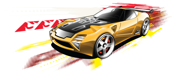 700x301 Hot Wheels + Style Guide 1 On Behance