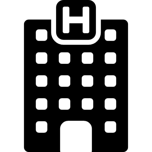 626x626 Hotel Building Icons Free Download