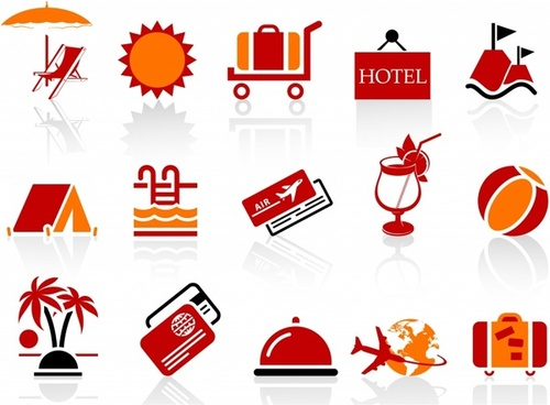 500x368 Hotel Icon Free Vector Download (23,498 Free Vector) For