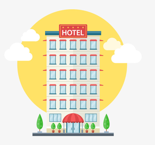536x500 Vector Hotels, Hotels Material, Vector Material Png And Vector For