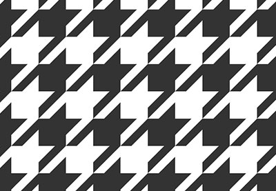 400x277 Create A Houndstooth Pattern In Both Adobe Illustrator And Photoshop
