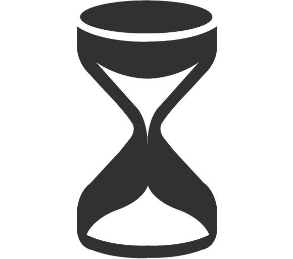 Hourglass Vector Free