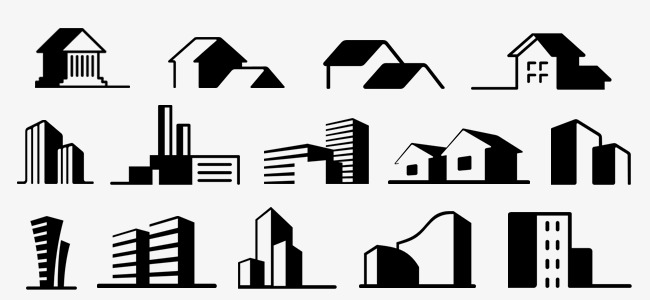650x300 Ppt Small Parts Transparent House Vector Small Icon, Ppt