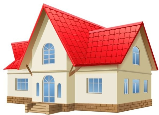 507x368 House Free Vector Download (1,853 Free Vector) For Commercial Use