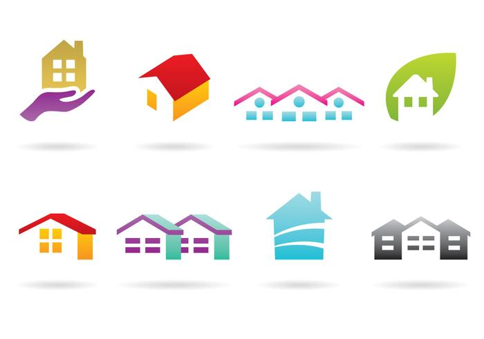 700x490 House Free Vector Art