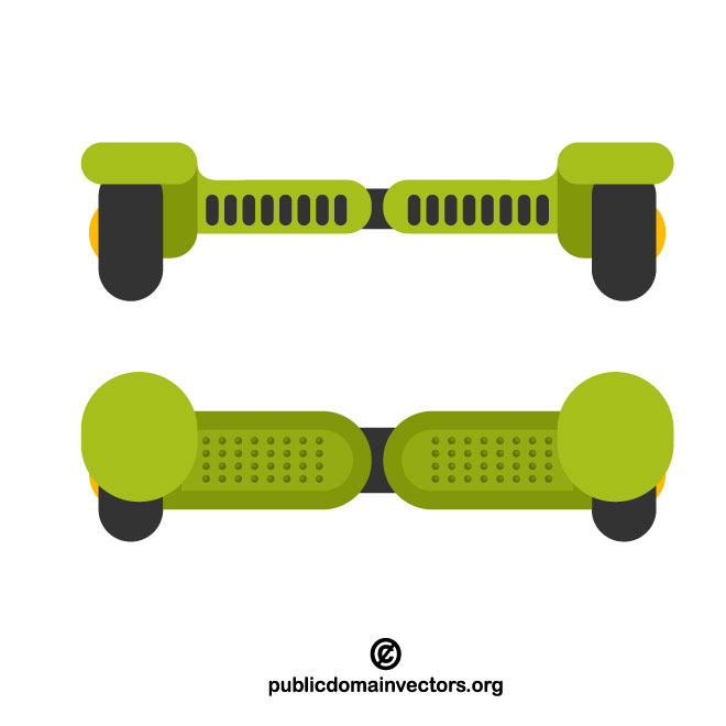 660x660 Hoverboard Icon Vector
