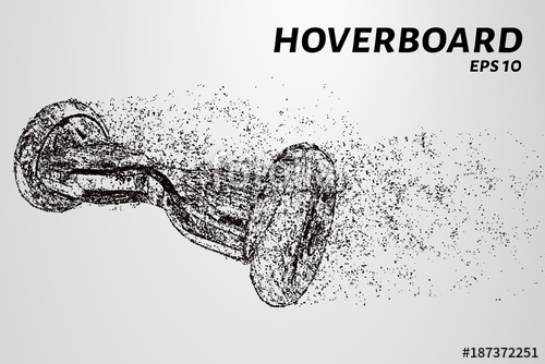 500x334 The Hoverboard From The Particles. The Hoverboard Consists Of