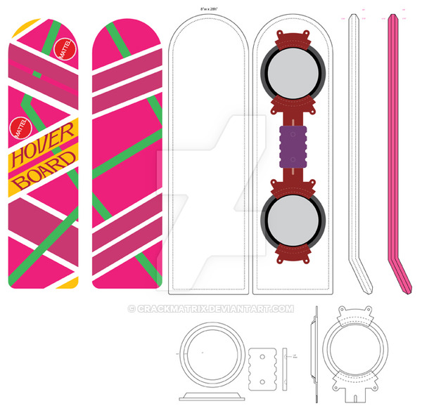 600x578 Bttf Hoverboard Replicaspecs By Crackmatrix